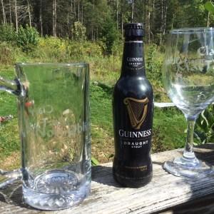 Clan macTavish Beer Mug and Wine Glass