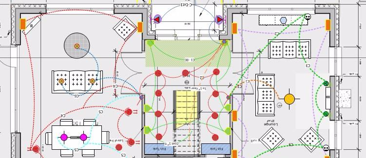 Lighting Planning Service Ireland, Lighting specialists