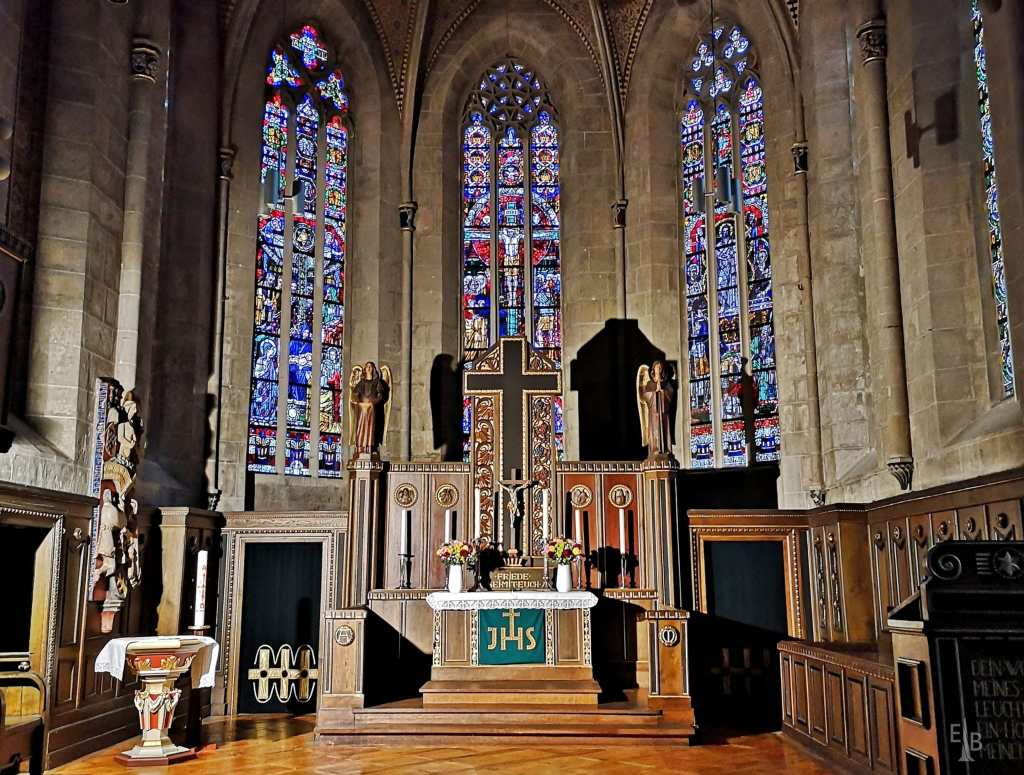 St. Servatius Duderstadt Altar