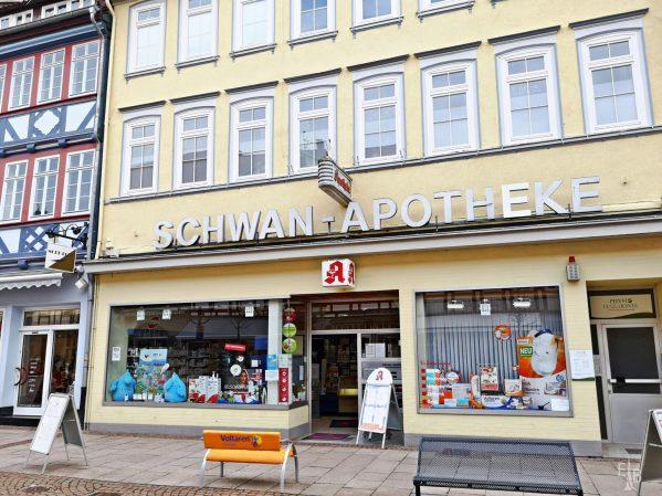 Schwan Apotheke Duderstadt