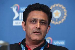 Anil Kumble Once more In Competition For Coaching Place, BCCI Weighing Its Possible choices