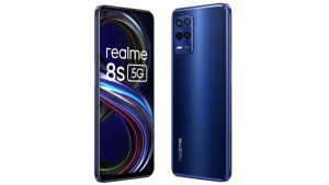 Realme 8s 5G to Go on Sale for the First Time in India At the moment