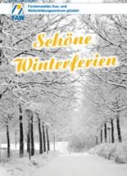 FAW gGmbH_Schoene Winterferien