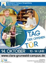 Clara Grunwald Campus_Tag der offenen Tuer am 14. Oktober 2017