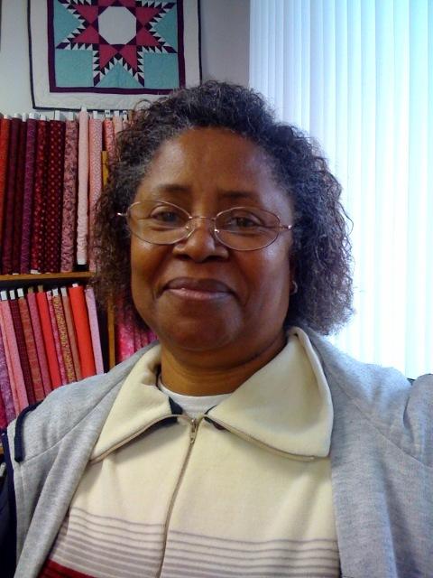 Evelyn Holmes