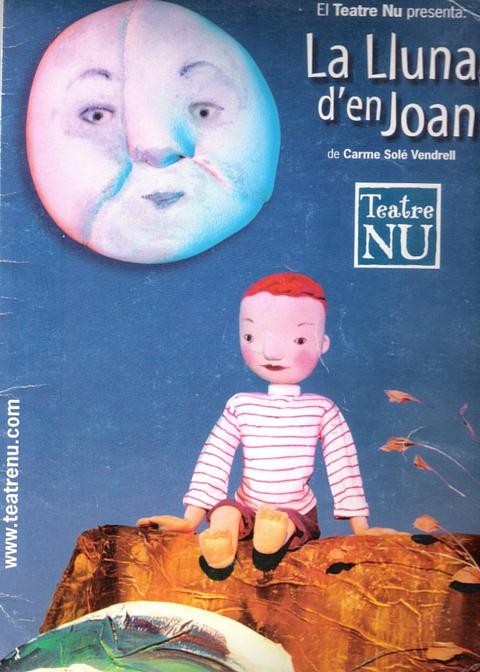 Clara Galí - La lluna d'en Joan