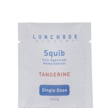 Squib Single CBD Edible