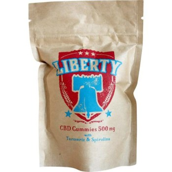 Liberty CBD Gummies - 500mg Full Spectrum