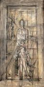 Alberto Giacometti, Painting