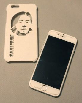 Art Prof iPhone 6 case