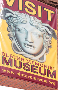 Slater Museum Opening Reception