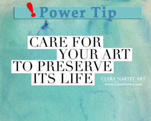 care for textile art