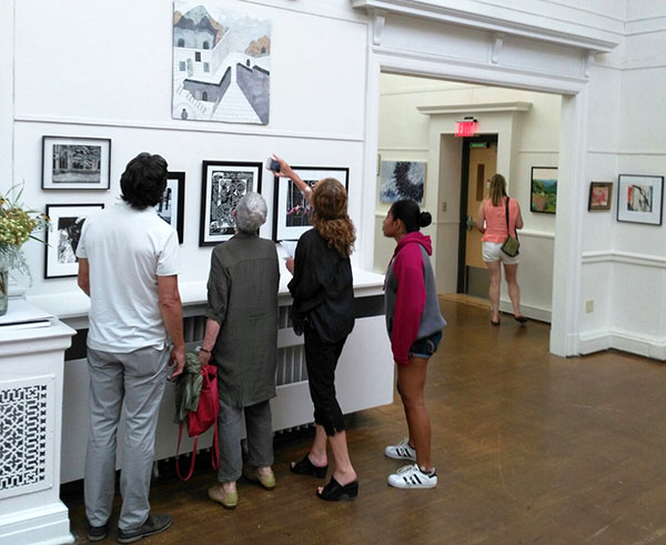 exhibitions at Slater Museum