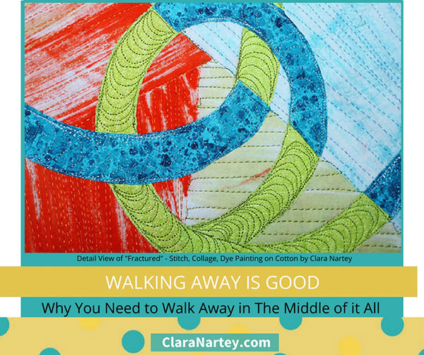 Why You've Just Got to Walk Away From it All