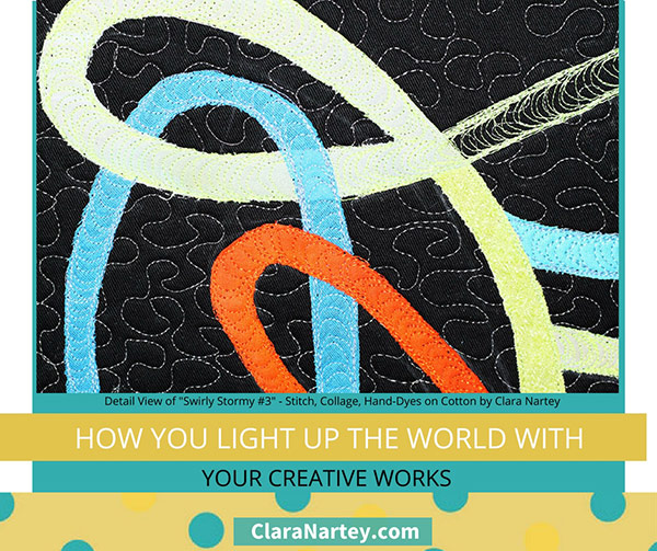 Your Creativity Lights Up the World