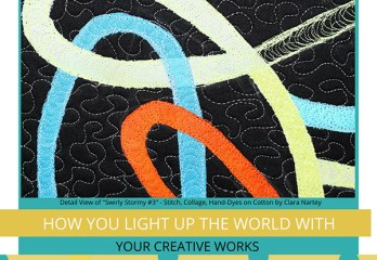 The Artist's Hand| Light Up The World | Create