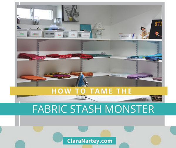 Constraining your Fabric Stash