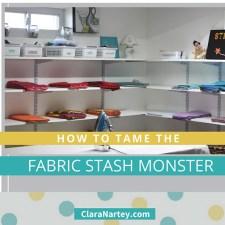 Constraining your Fabric Stash