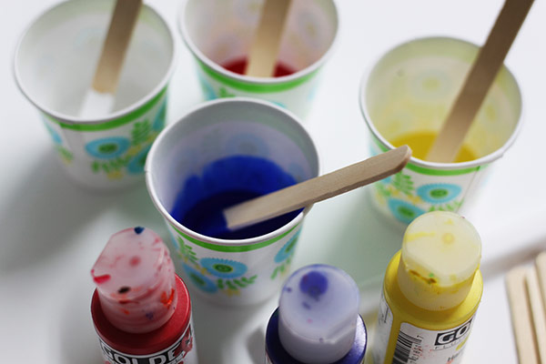 Acrylic Pouring Instructions