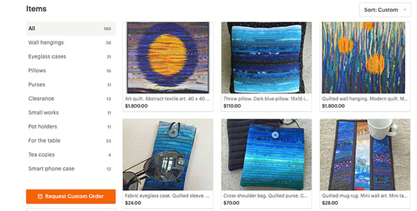 Items in Ann Brauer's Etsy Shop