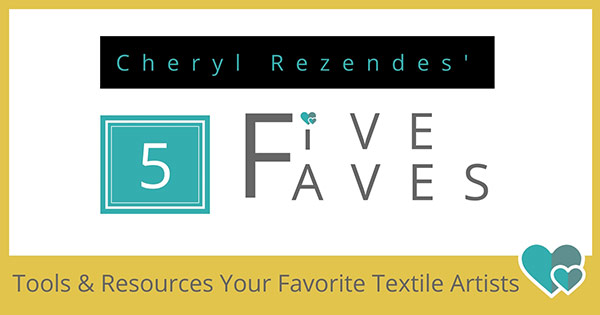 Fabric Surface Design Book tips