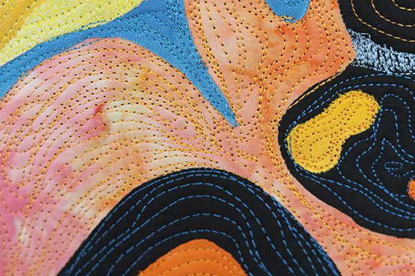 Under the Microscope #1 - Detail View
