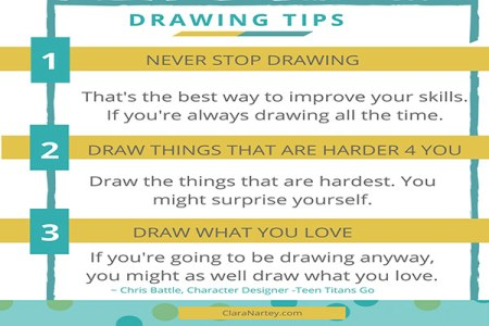 Drawing Tips   Challenge Yourself   Daily Sketching