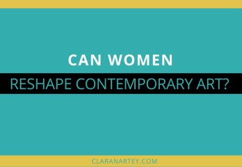Can Women Reshape Contemporary art