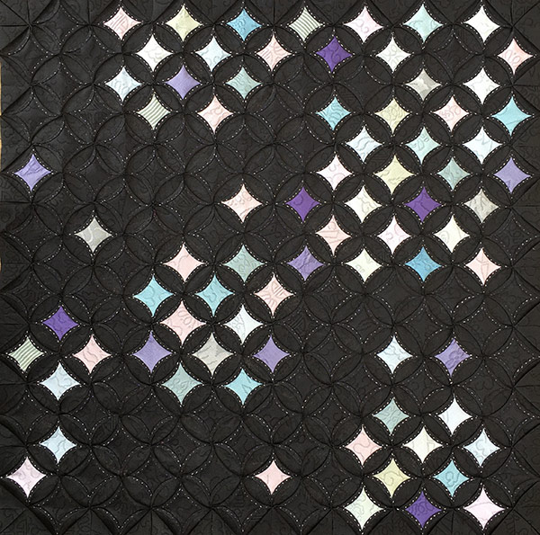 Luminous by Youngmin Lee   Korean wrapping cloths   Korean quilts