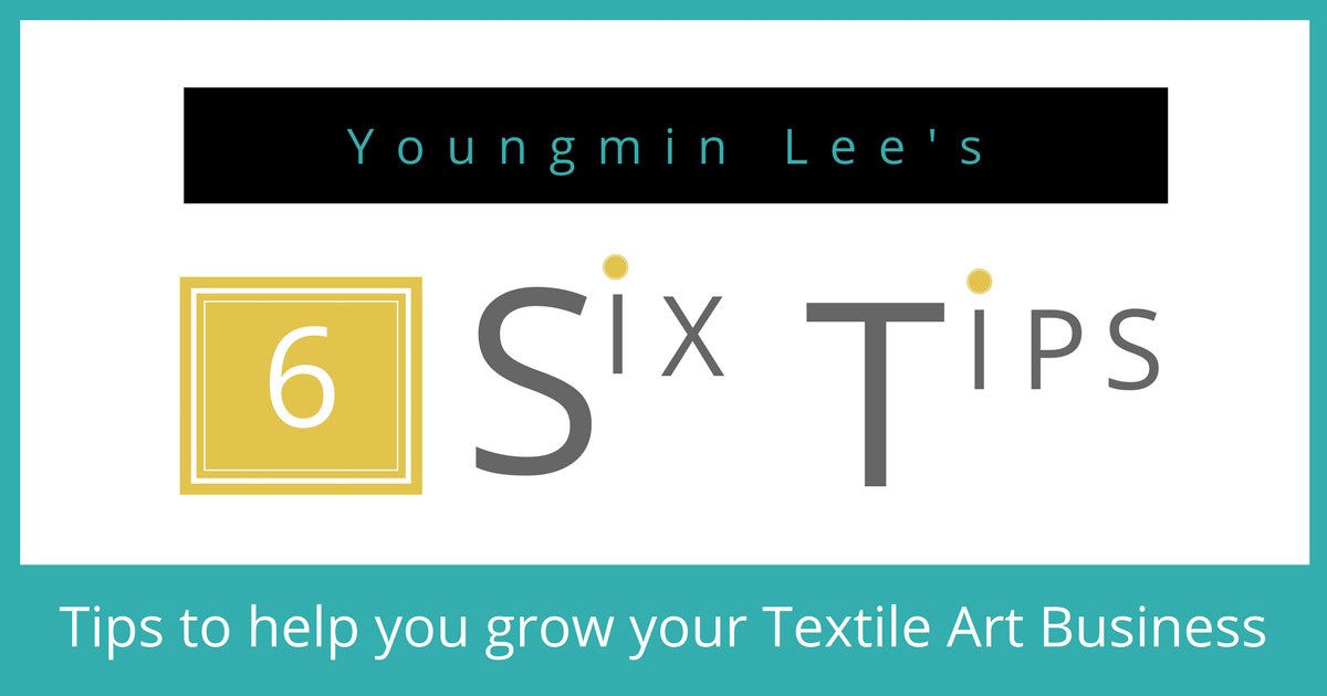 Youngmin Lee's Business Tips | Textile Travel Tours
