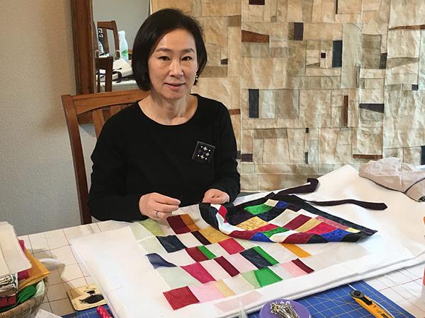 Youngmin Lee   Korean Textile Artist