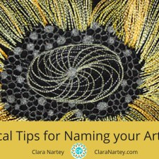 How to Name Your Artwork – Practical Tips PLUS Examples