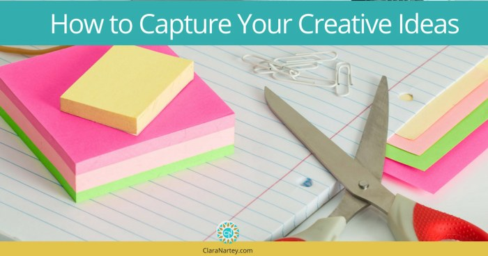 capture your creative ideas   Journaling   Evernote