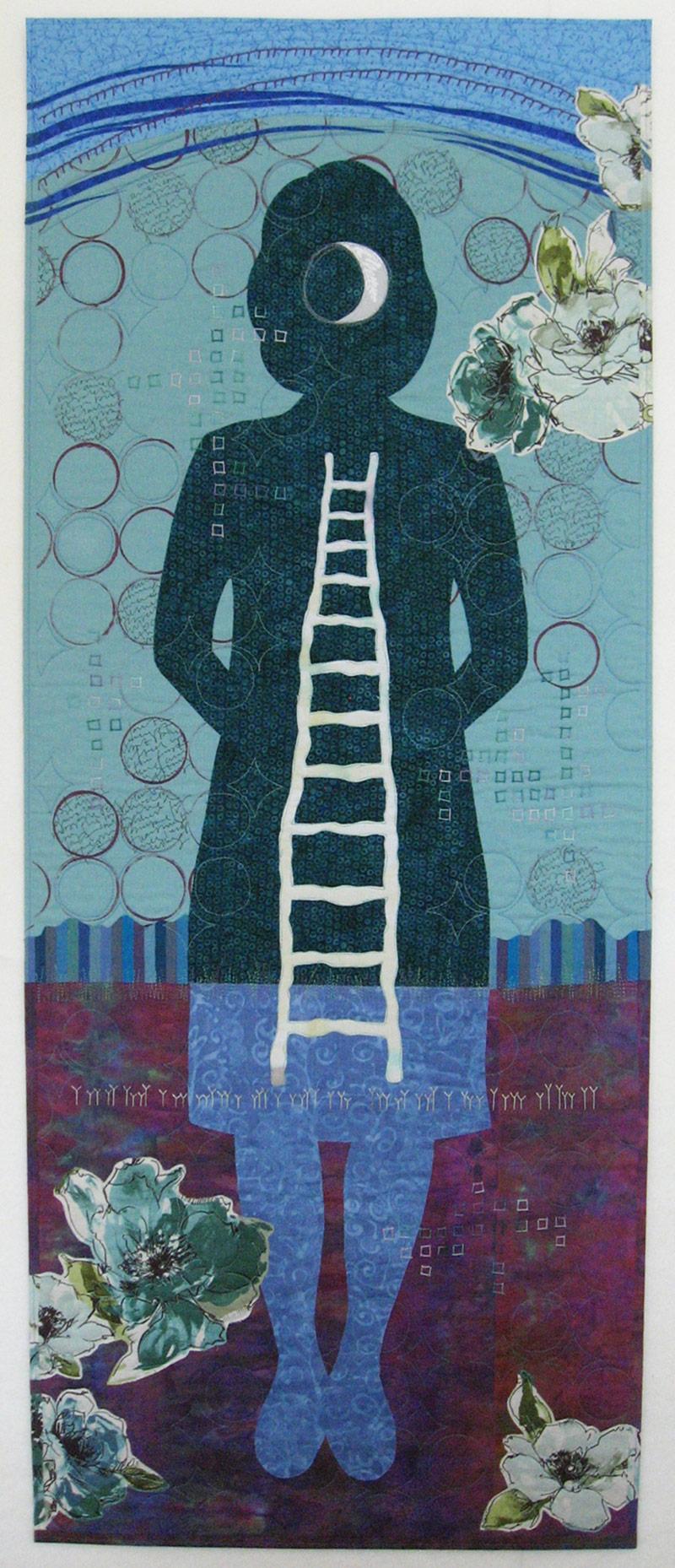 Textile Art Trends| Fiber Art by Deborah Boschert