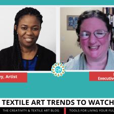 2019 Textile Art Trends with Martha Sielman