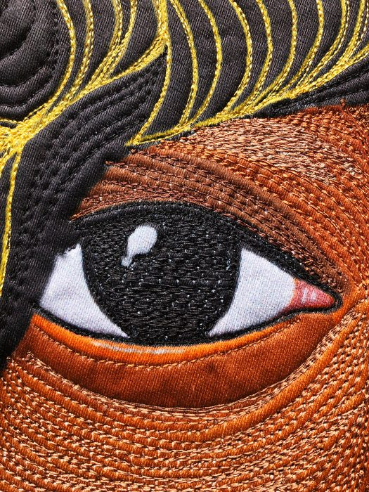 Charleena Lyles | #CharleenaLyles | Textile Art | Fiber Art
