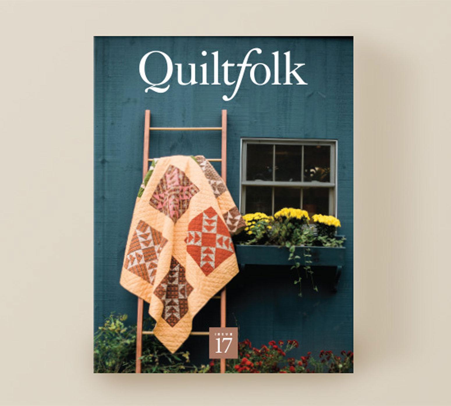Quilt Folk | Travel Magazine | Connecticut Quilts