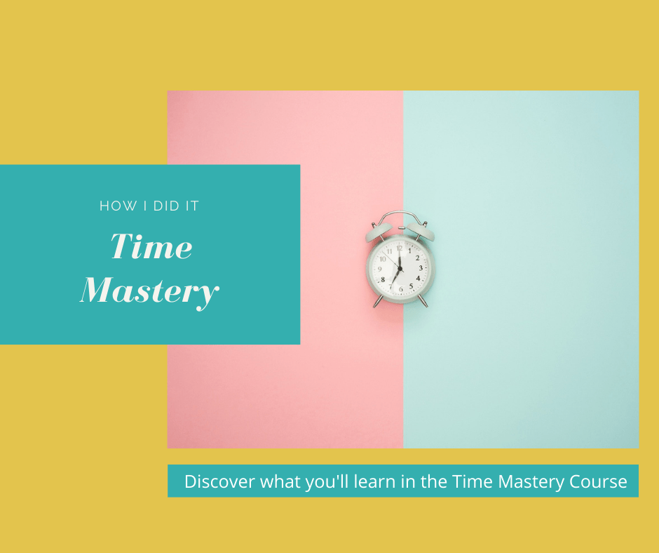 Time management for creatives