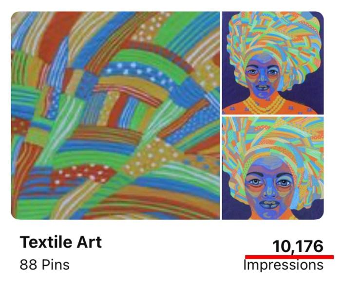 Fiber Art Business Tips | Share your Artwork