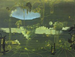 Line S. Hvoslef, Landscape III, 2018