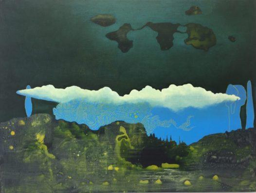 Line S. Hvoslef, Landscape I, 2018