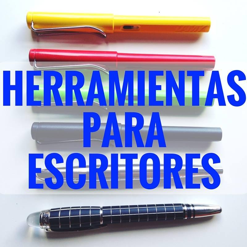 herramientas para escritores