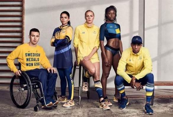 OS-kläderna 2016