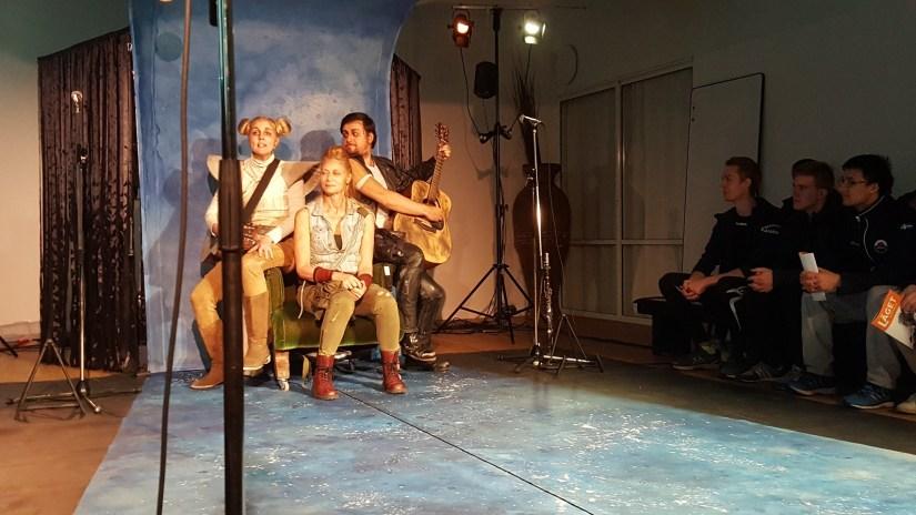 Teater ledarcamp 2016
