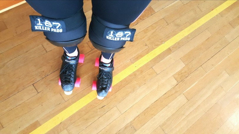 roller derby mord sith