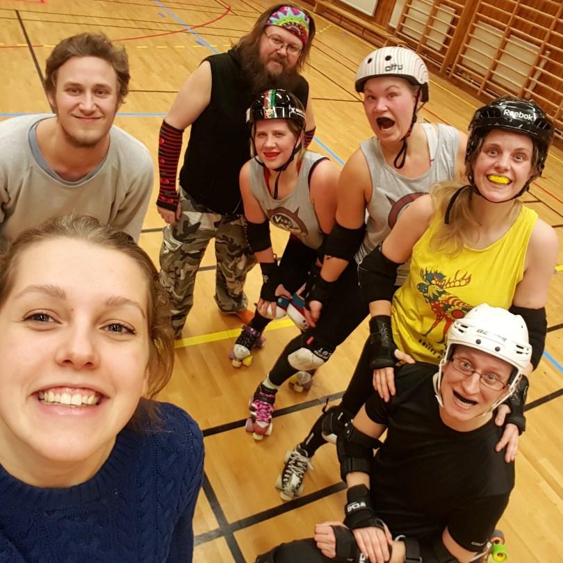 Växjö Roller derby