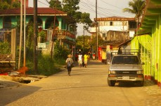 in Livingston, Guatemala | by Clare McInerney