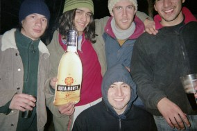 chilean boys and pisco, ever 16-yr-old gringa's dream ;)