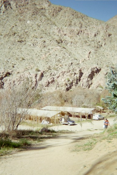 camping in La Serena