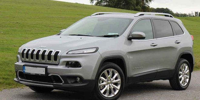 Jeep's new Cherokee is available with front or four wheel drive in two power outputs.